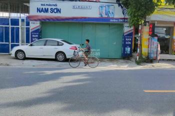 Chính chủ cho thuê nhà giá rẻ mặt tiền đường Hoàng Quốc Việt, Q. Kiến An, Hải Phòng, 294m2