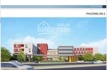 Bán gấp dự án trường học liên cấp Louis Hoàng Mai 15828m2