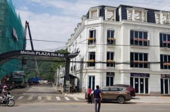 Chính chủ bán nhà phố kinh doanh km4, 826 đường Điện Biên, Minh Tân, TP Yên Bái, LH: 0915 39 9191