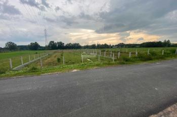 Đất vườn 525m2 đường Ba Sa, SHR. Giá 1,2 tỷ đường 6m, Phước Hiệp, Củ Chi