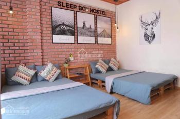 Khách sạn 2 mặt tiền Hoàng Diệu, P5, Đà Lạt. Cách trung tâm 1km, vị trí cực đẹp 2 mặt tiền