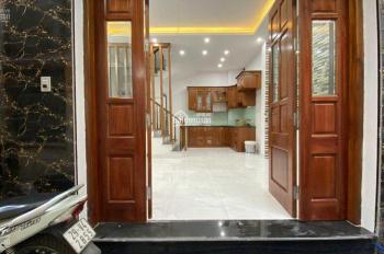 Nhà tôi cần bán nhà mặt ngõ 243 Tam Trinh, Hoàng Mai, MB 34m2, xây 5 tầng mới