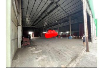 Cho thuê kho xưởng 3000m2 tại Long Bình, Biên Hòa, Đồng Nai, có văn phòng, giá thuê rẻ