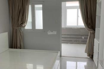 Bán nhà tiện KD (cho thuê phòng) 53m2 1 lửng 3 lầu 7 phòng, có WC riêng đường Hồ Thị Kỷ, P1, Q10