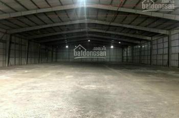 Cho thuê xưởng 2400m2 ở KCN Tân Bình, TP HCM