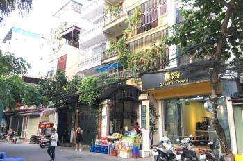 Bán nhà mặt phố Lạc Long Quân, Xuân La, Tây Hồ, ô tô, vỉa hè, KD, 345m2, MT 11.2m, giá 112 tỷ