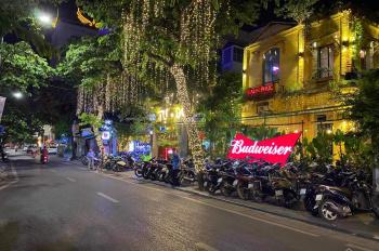 Bán đất xây khách sạn phố Thợ Nhuộm Hoàn Kiếm, 106.2m2, MT 5.3m, 24 tỷ