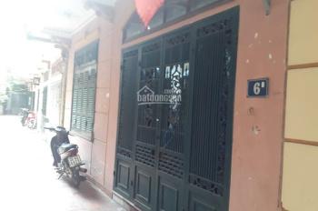 Chính chủ bán nhà 50m2 4T mặt tiền 6,4m ngõ 92 Nguyễn Khánh Toàn - Cầu Giấy vị trí đắc địa siêu đẹp