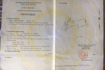 Chính chủ bán gấp đất nhà vườn mặt tiền Cây Gõ, xã An Phú - 25*70m thổ cư. SHR