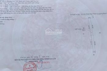 Bán nhà và đất đường Nguyễn Kiệm - 1440m2, giá 6,3 tỷ