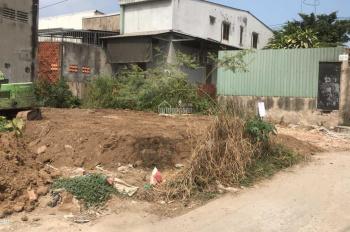 Đất lô góc 240m2 hẻm Bông Văn Dĩa, Tân Kiên, Bình Chánh (ngay chợ gần Nguyễn Cửu Phú)