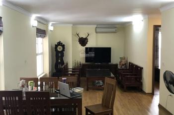 Gia đình cho thuê lâu dài căn hộ 3N diện tích 110m2 full đồ 14tr/th, LH: 0902248115