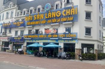 Bán nhà phố LaCasta Văn Phú 83m, nhỉnh 12 tỷ , 2 mặt kinh doanh bất chấp, ngay chân tòa chung cư