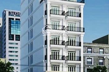 Bán gấp nhà mặt tiền Tân Hải, Q.Tân Bình, 12*22m hầm 7 lầu. Giá 50 tỷ TL