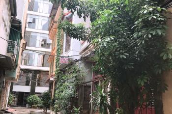 Bán gấp nhà phân lô phố Nghĩa Tân DT 60m2, mặt tiền đỉnh 7,3m - ô tô đỗ cửa giá siêu rẻ chỉ 12,6 tỷ