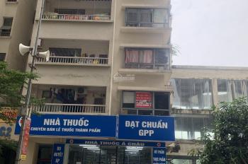 Bán CHCC CT4 Trung Văn Hancic, Nam Từ Liêm. 92m2, 2PN LH 0912259669