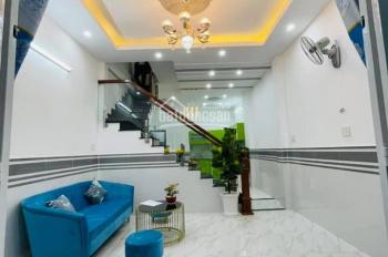 Gấp! Nhà đẹp Nguyễn Văn Lạc, P21, 2 tầng, (38m2) 3,8m x 10m, chỉ 4,1 tỷ