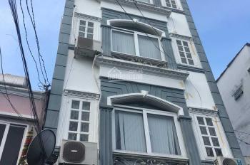 Bán nhà mặt tiền khu Hà Đô, P.12, Q.10. 5 tầng, 5.2m x 14m, giá: 19 tỷ
