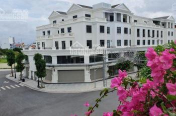Cần cho thuê văn phòng làm việc căn 5 tầng khu Shophouse Vinhomes Cầu Rào 2 (Vinhomes Marina)