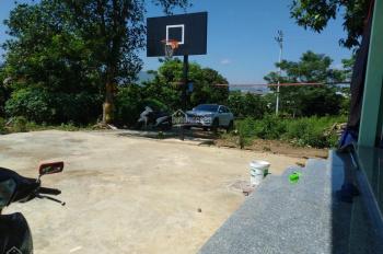Gia đinh có mảnh đất nhà vườn ở Hoà Sơn - Lương Sơn - HB cần bán