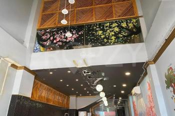 Cho thuê nhà mặt đường Sư Vạn Hạnh, 1 trệt 4 lầu, diện tích 4 x 20m, giá 70 triệu/tháng