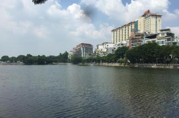 Hồ Trúc Bạch Phố Châu Long thang máy kinh doanh ô tô tránh 6 tầng 15,8 tỷ