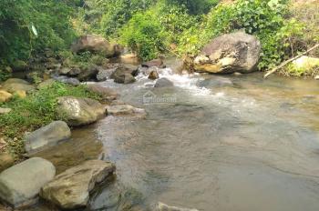 Bán 10ha đất RSX có thể chuyển sang đất vườn bám suối to tại Lương Sơn