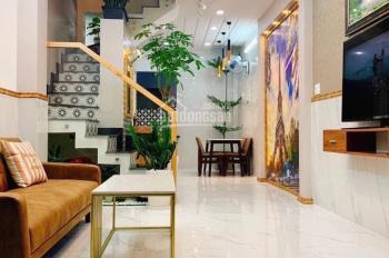 Giá 6.8 tỷ TL cho căn nhà hẻm 3m Nguyễn Kim, P7, Quận 10, DT 3.5x12m 37m2 trệt lửng 2 lầu ST