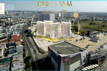 Sở hữu ngay căn hộ Moonlight Centre Point, kế bên Aeon Bình Tân, giá chỉ 2.5 tỷ/ căn