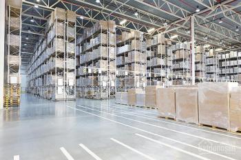 Cho thuê kho mới phố Chương Dương Độ, DT 400 - 500m2, giá 250.000/m2. Đầy đủ giấy tờ PCCC