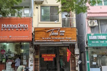 Cho thuê cửa hàng mặt phố Nguyễn Khuyến: 30m, MT 3.8m, chung chủ, có điều hòa, giá 11tr/tháng