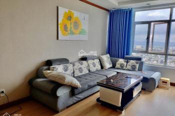 Bán căn hộ 3PN 110m2 CC HAGL, sàn gỗ, tầng cao view đẹp, NT đầy đủ, giá bán 2 tỷ 3. LH: 0906475786