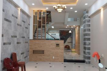 Nhà đẹp mặt tiền Trịnh Đình Trọng, Quận Tân Phú, kiến trúc chi tiết, 70m2, 12.35 tỷ