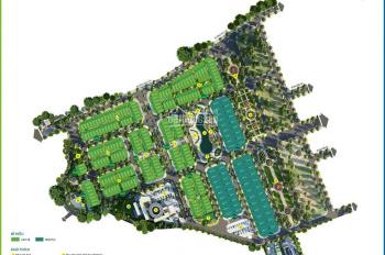 Bán đất nền dự án Phương Đông Green Valley, Lương Sơn, Hòa Bình 18 tr/m2. Đã có sổ đỏ 177 lô