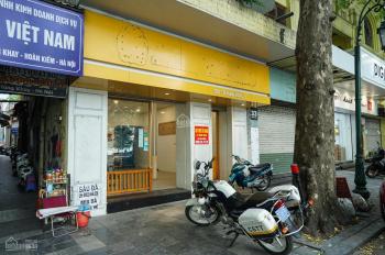 Cho thuê cửa hàng 31 Hàng Khay, Hoàn Kiếm, Hà Nội