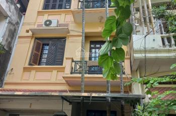 Quá hiếm, bán nhà phố Cảm Hội 60m2x4 tầng, mặt tiền 4m, giá 8,5 tỷ, 0912919826