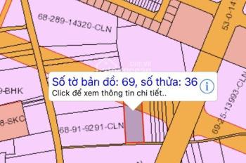 Chính chủ cần bán gấp lô đất tại Phước An - Nhơn Trạch - Đồng Nai - 0989018250
