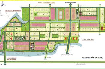 Căn góc view sông dự án Vạn Hưng Phú 168m2 giá 40tr/m2, căn thường 6x22m giá 35 tr/m2 LH 0911630707