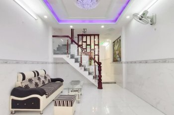 Bán nhà cách Lê Văn Thọ 200m, nhà mới vào ở ngay tặng toàn bộ nội thất đặc biệt đẹp, giá hơn 3 tỷ