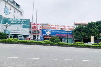 Siêu phẩm đất sổ đỏ mặt đường Tuệ tĩnh (10x25m) đối diện cổng bệnh viện đa khoa tỉnh Ninh Bình