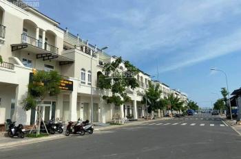 Nhà phố khu đô thị Tây Sông Hậu Long Xuyên