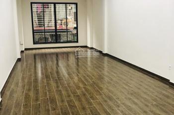 Cho thuê nhà Hoàng Hoa Thám 70m2 x 5T MT 9m nhà mới có thang máy thông sàn các tầng 34tr 0968063506