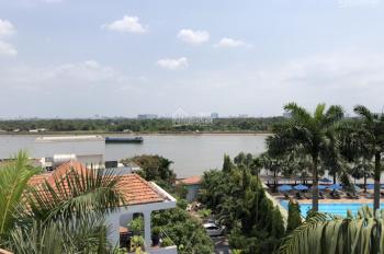 Bán căn hộ dịch vụ cao cấp 16 phòng Thảo Điền view sông Sài Gòn có hợp đồng thuê 350 triệu