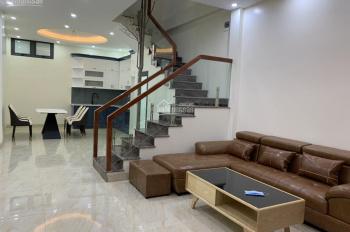 CC bán nhà mới xây 100%, full đồ ngõ ô tô phố Hoa Bằng, DT 98m2 x 5 tầng (2 căn) chỉ 5.9 tỷ/căn