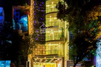 Cho thuê tòa nhà mặt tiền Phạm Ngũ Lão, Quận 1 - DT: 8x24m - 1500m2 gồm 9 tầng sử dụng