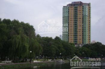 Cho thuê căn hộ chung cư Vườn Xuân, 71 Nguyễn Chí Thanh. DT 130m2, 3PN, 2wc, đủ tiện nghi