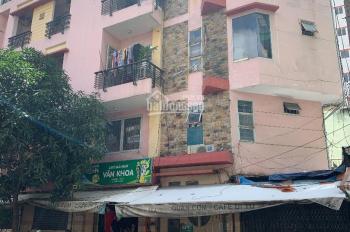 Bán nhà đường Bà Triệu 4 tấm đúc kiên cố chắc chắn, giá hữu nghị