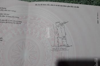 Bán nhà cấp 4 + 4 căn trọ đang thu nhập 5 triệu/tháng mặt tiền DX 121 Tân An, đường bê tông 4m