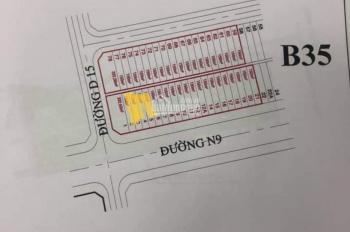 Cần ra miếng đất đường N9-5B đối diện trường mầm non Ánh Dương