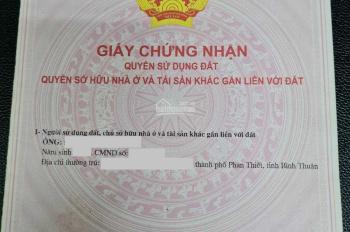 Bán nhà phố thương mại hot 100m2 - 5,5 tỷ tại Phan Thiết